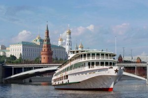Russian Volga river cruises